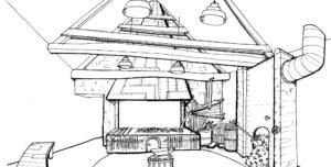 Salle de la forge