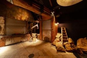 salle du forgeron, la Porte des Secrets