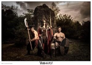 Vandales, spectacle Compagnie Ookaï
