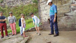 Visite aux Forges de Paimpont