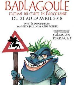 Festival Badlagoule - festival du conte en Brocéliande