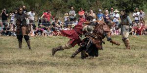 Combat Centre de l'Imaginaire Arthurien