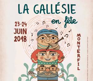 La Gallésie en Fête - Monterfil