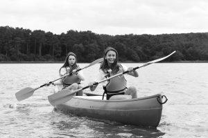 canoe Biplace Brocéliande