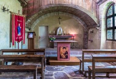 Chapelle Saint Sacrement - Crédit : Richard Sayer