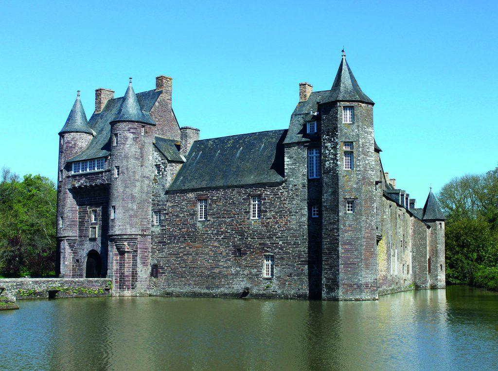 château de Trécesson Campénéac