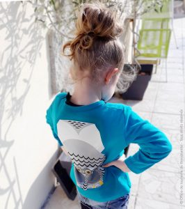 coqenpate t-shirt enfant