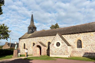 Die Gralskirche - Tréhorenteuc - Kredit : Emmanuel Berthier