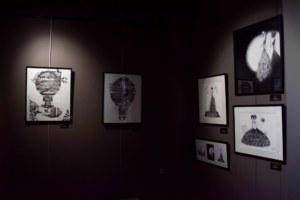 exposition bestiaire steampunk, Sibylle Dodinot