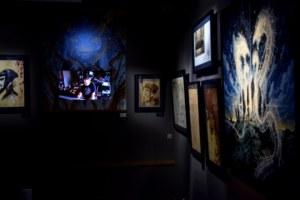 La Porte des fées exposition Olivier Ledroit
