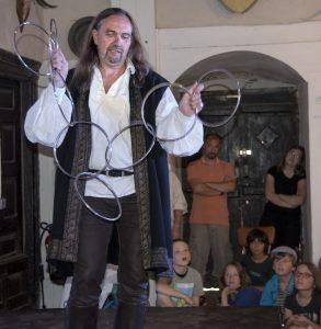 L'école des sorciers - le Centre de l'Imaginaire Arthurien