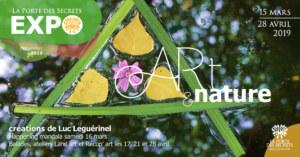 Art et nature exposition Luc Leguérinel mars 2019