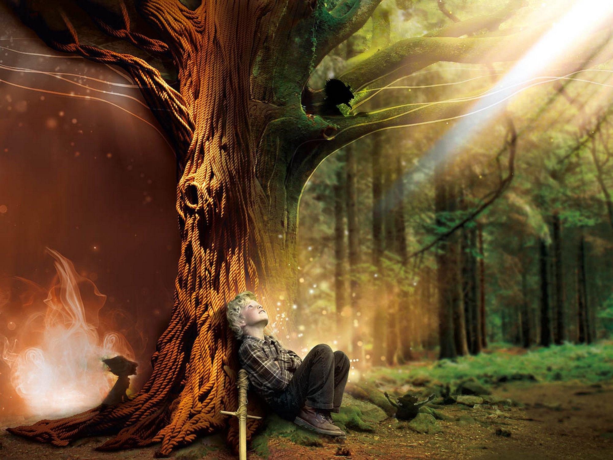 Foresta leggendaria