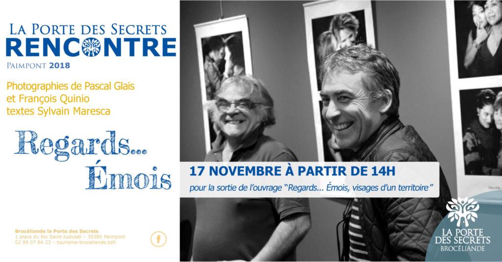 Rencontre Pascal Glais et François Quinio 2018