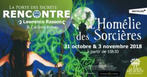 Rencontre Homélie des Sorcières automne 2018