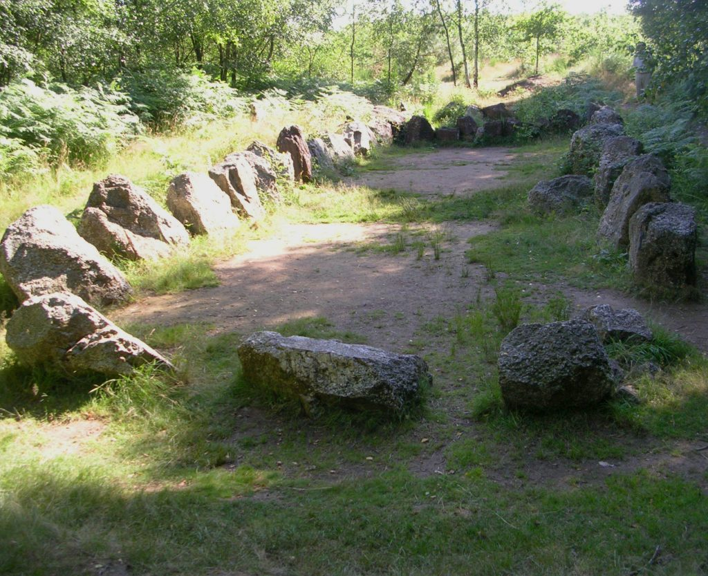 The Monks Garden - Broceliande