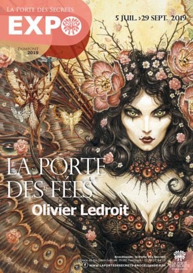 la porte des fées olivier Ledroit exposition