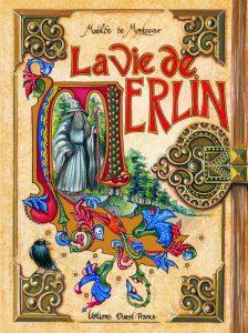 la vie de Merlin livre