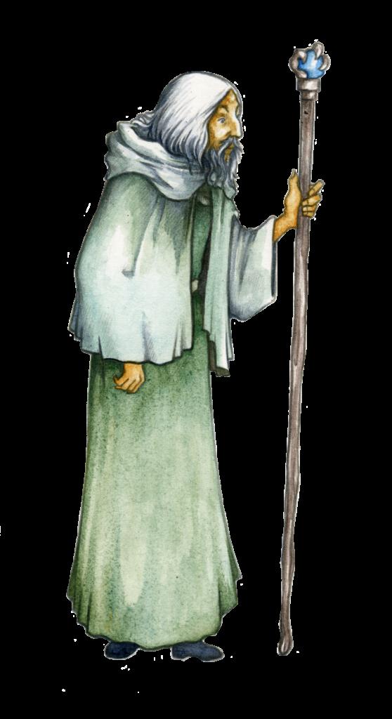 Merlin, Brocéliande - Crédit Lawrence Rasson