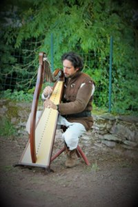 Pascal, guide harpiste CIA