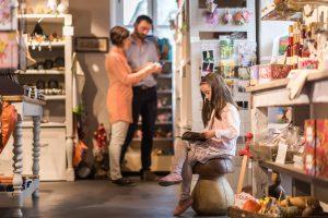 Boutique - La Porte des secrets