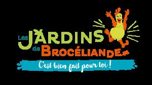 Jardins de Brocéliande logo