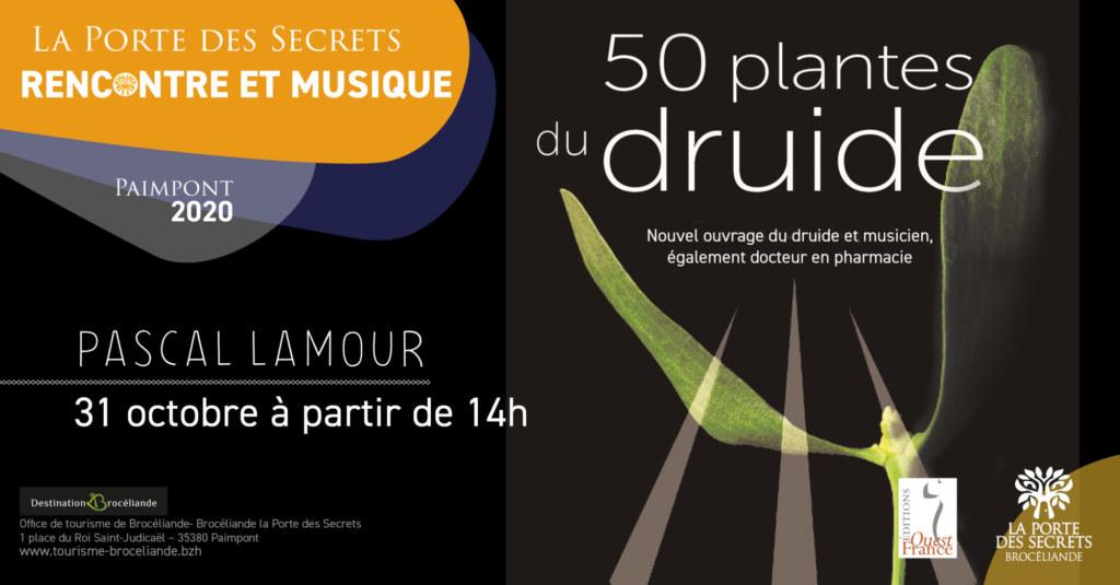 rencontre Pascal Lamour automne 2020
