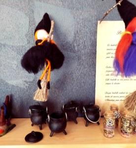 trésors de Brocéliande boutique