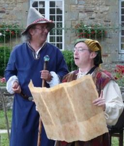 Sire Triboulet et Sire Duzig
