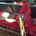 Atelier du petit peuple bourse cuir