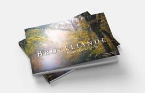 Livre photographies Brocéliande entre rêve et réalité,