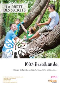 brochure famille 2018 Brocéliande