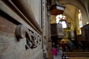 abbaye de Paimpont, intérieur