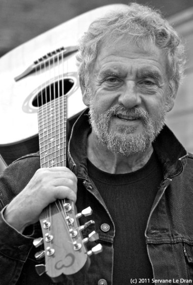 Gilles Servat, musicien présent aux rencontres de l'imaginaire 2018