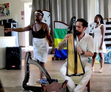 juemalge des contes Gabon Brocéliande