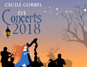 Concert Cecile Corbel Paimpont