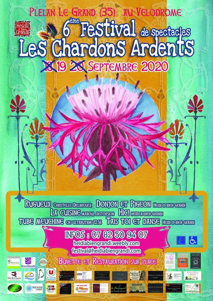 festival chardons ardents 2020