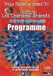 festival chardons ardents 2019, Plélan le Grand
