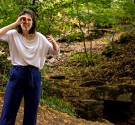 Laurène guide en automne 2018