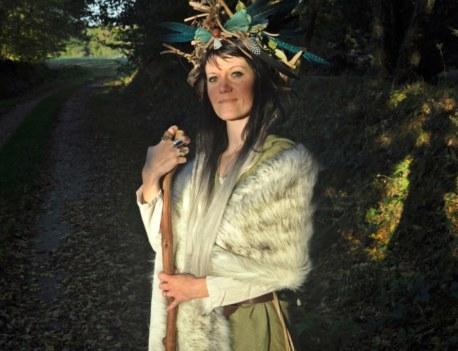 Caroline Duban balade conférence sorcières