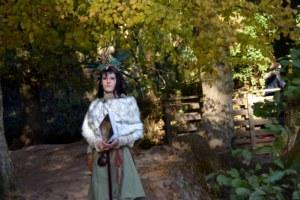 Caroline Duban, balade conférence sorcières
