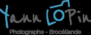 logo yann lopin photographe