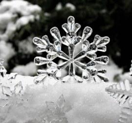 étoile de glace