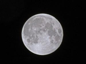 Lune par Caroline Duban