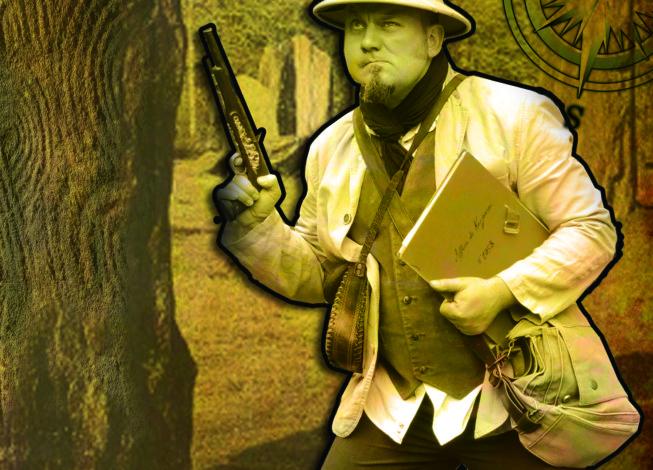 Aventures en Brocéliande, jeu d'enquête grandeur nature. Gnome Prod