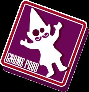 logo GNome prod