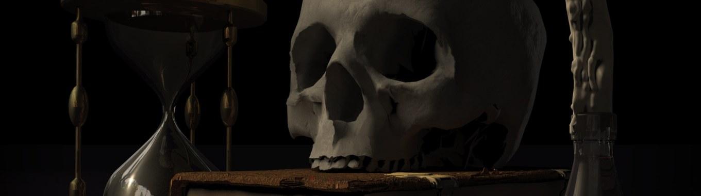 halloween, mort