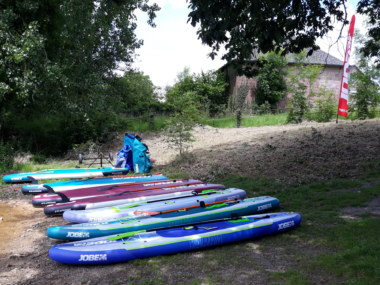 broceliande stand up paddle