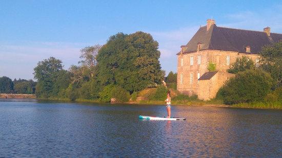 broceliande stand up paddle, Paimpont, Ille-et-Vilaine