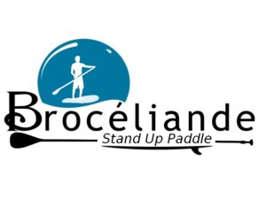 broceliande stand up paddle logo